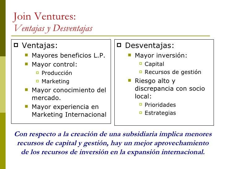 Formas de entrada en mercados exteriores mercadeo for Que es mercado exterior