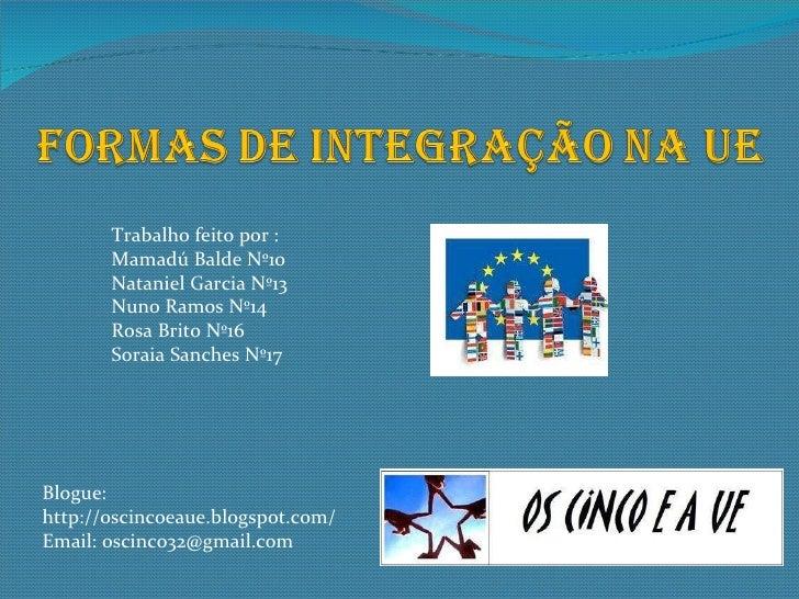 Trabalho feito por : Mamadú Balde Nº10 Nataniel Garcia Nº13 Nuno Ramos Nº14 Rosa Brito Nº16  Soraia Sanches Nº17 Blogue: h...
