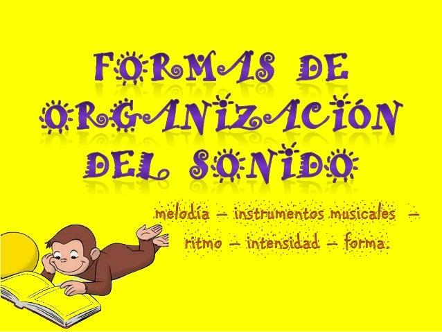 En esta clase veremos los dos primeros componentes de la organización del sonido, los cuales son la melodía y el timbre, l...
