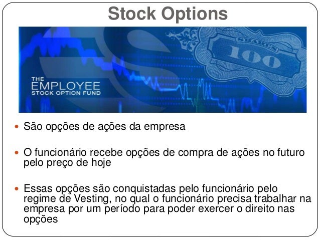 Stock options e imposto de renda