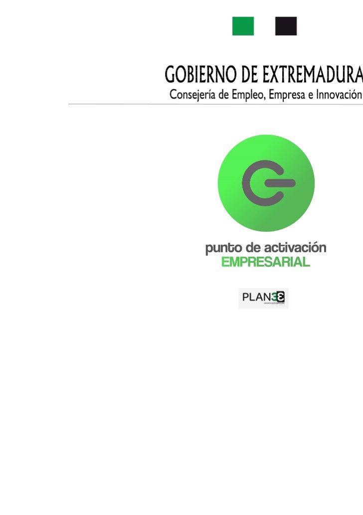 Un programa dentro de la estrategia regional: Plan 3EEl Plan de Acción Integral de Empleo, Emprendedores yEmpresa, también...