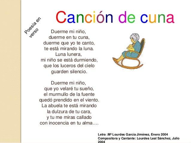 Formas literarias - Canciones de cuna en catalan ...