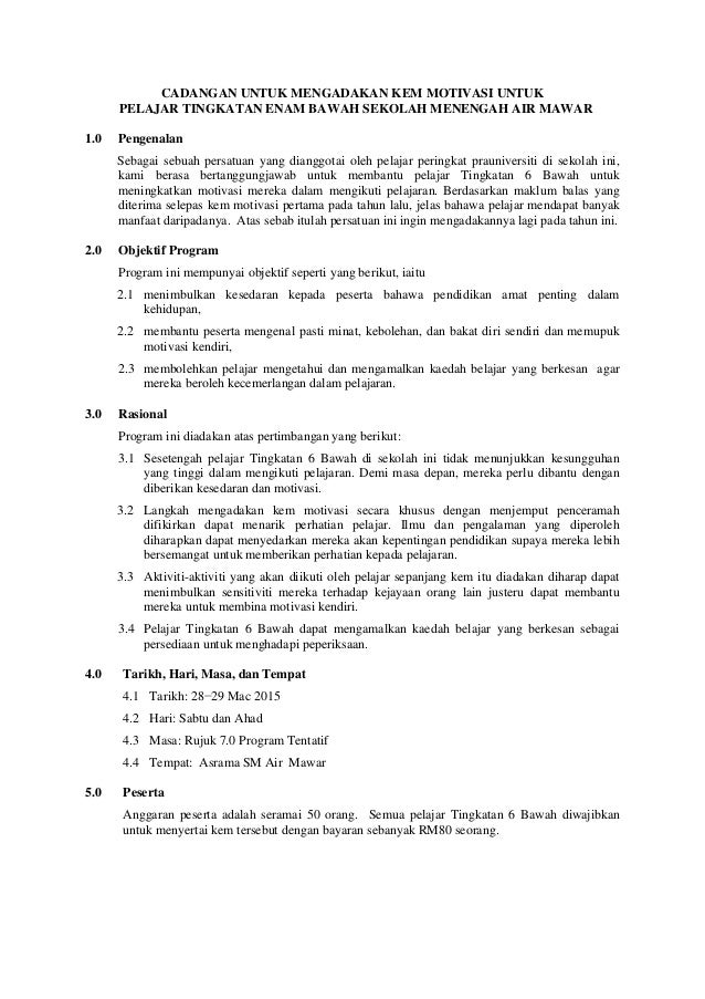 Format Esei Kerja Kursus Bm 2016
