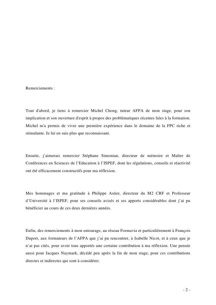 Formateurs Afpa Et Usages Pedagogiques Du Numerique Upn Etude De