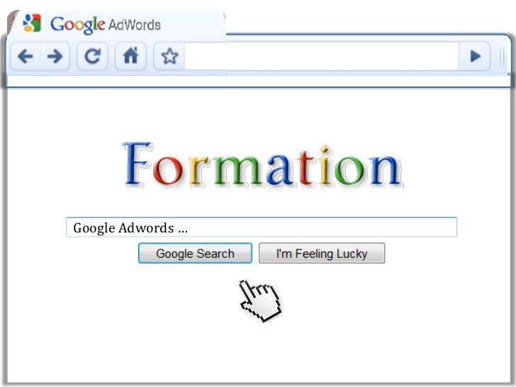 Google Adwords …