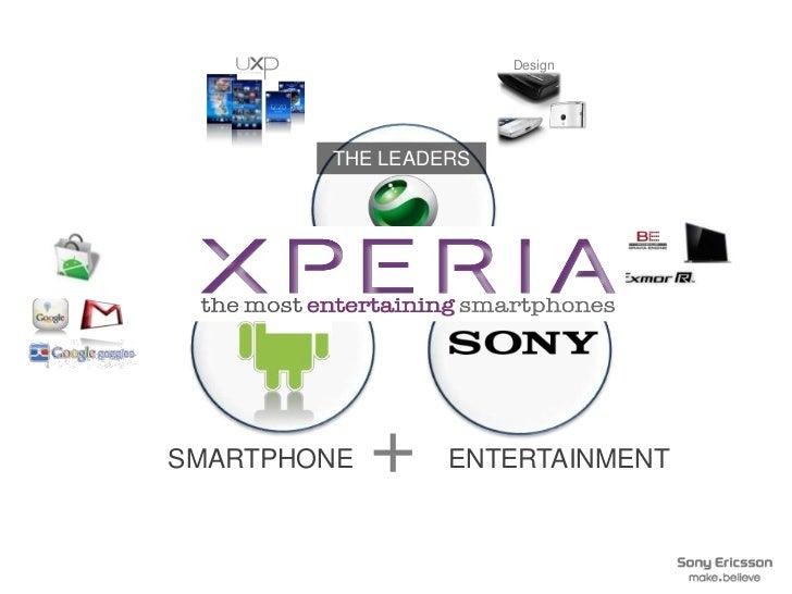 Design        THE LEADERSSMARTPHONE   +   ENTERTAINMENT