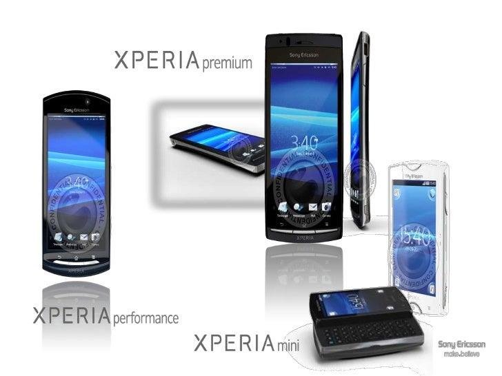 Xperia Mini                                                                                   One-hand touch              ...