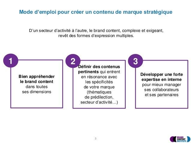 Formation brand content institute Slide 3