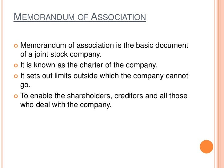 NAME CLAUSE:- A company adopts any name but it should not be  identical to the name of the existing company. The name sh...