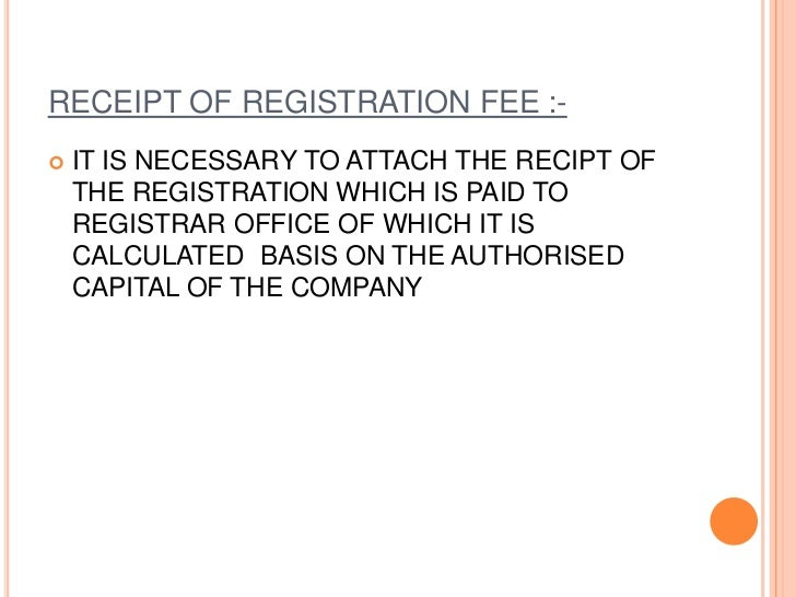 ISSUE OF CERTIFICATE AFTER THE RECEIPT OF THE ALL THE  DOCUMENTS , THE REGISTRAR WILL  SCRUTANISE THE DOCUMENTS . AFTER ...