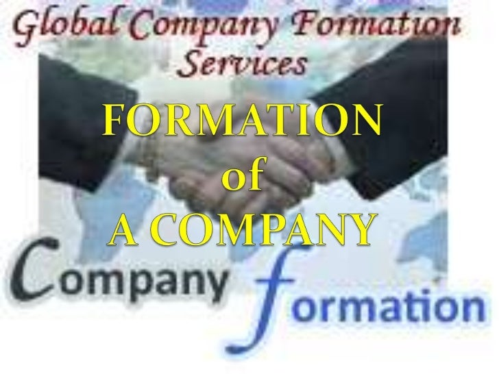 1. TYPE OF COMPANY The promoters are to decide on the type of the company either it is to be a Public/private company C...