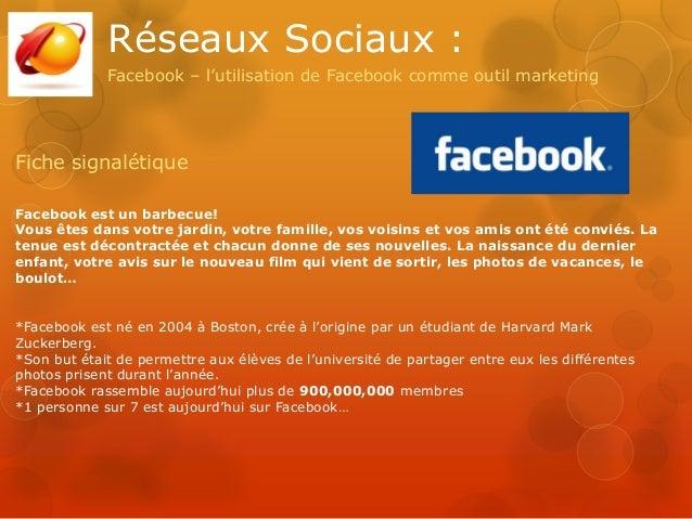 facebook comme site de rencontre
