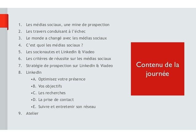 Comment utiliser LinkedIn pour sa prospection commerciale Slide 2