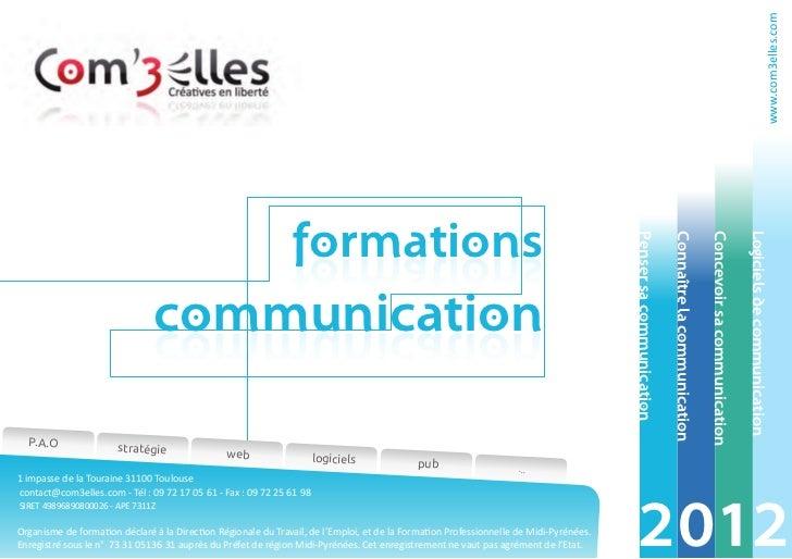 www.com3elles.com                                                               formations                                ...