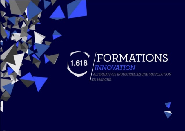 Formations innovation  alternatives industrielles