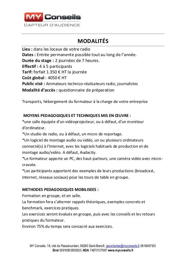 Formation speak/talk/info mars 2021 : musclez vos contenus Slide 3