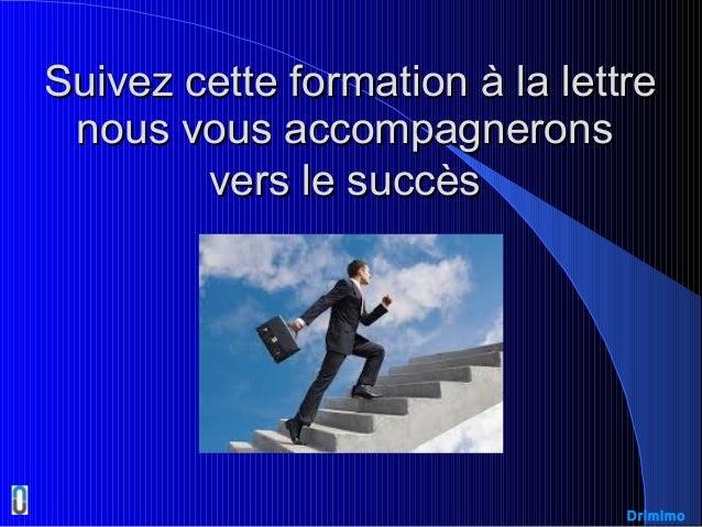 Formation starter Slide 2