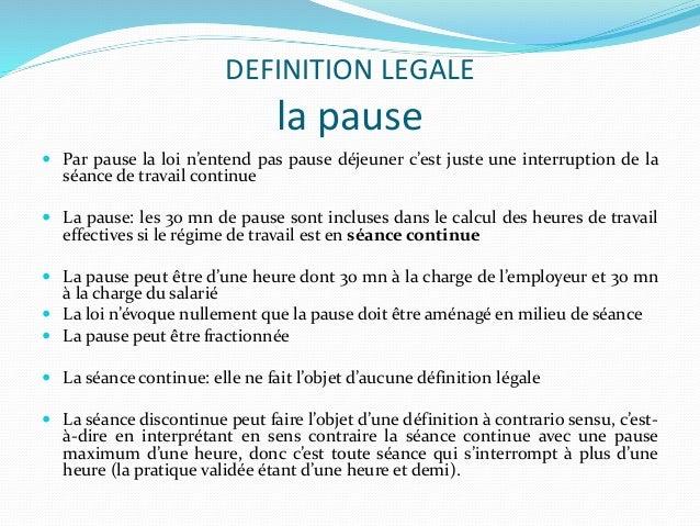 Formation Temps De Travail Algerie
