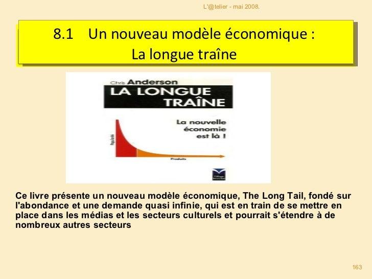 Ce livre présente un nouveau modèle économique, The Long Tail, fondé sur l'abondance et une demande quasi infinie, qui est...