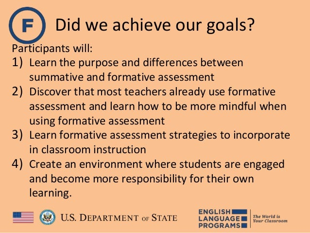 Formative Assessment Strategies For Busy Teachers