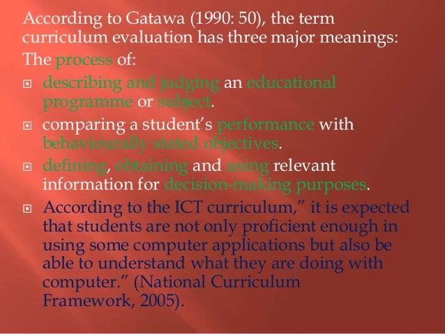 Formative & summative evaluation Slide 3