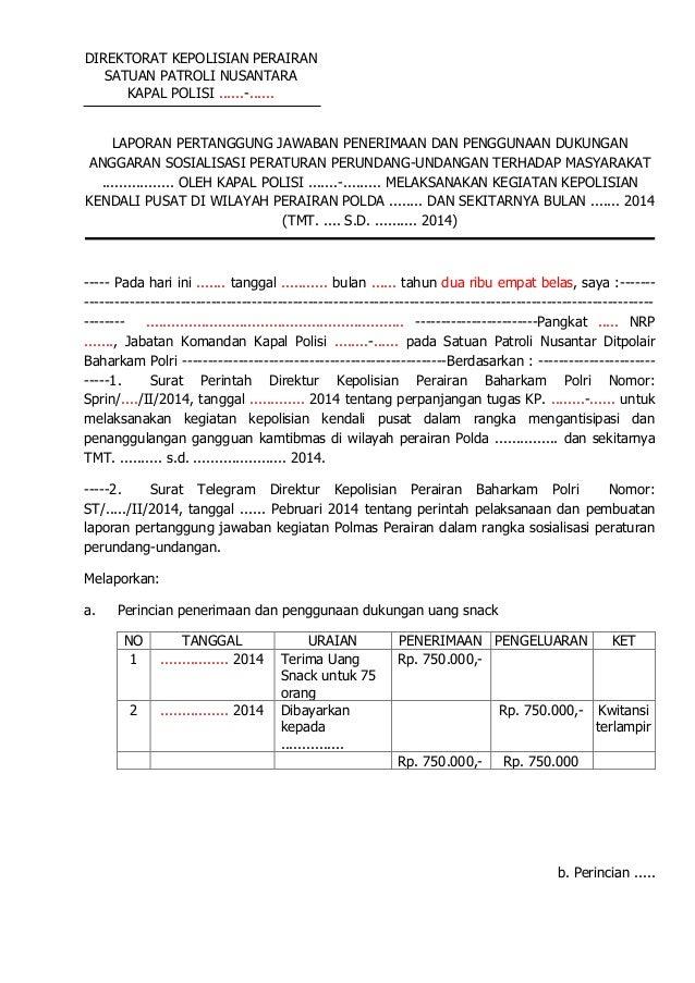 Contoh Laporan Observasi Administrasi Keuangan Contoh Laporan Keuangan Bulanan Olivia Pu Contoh