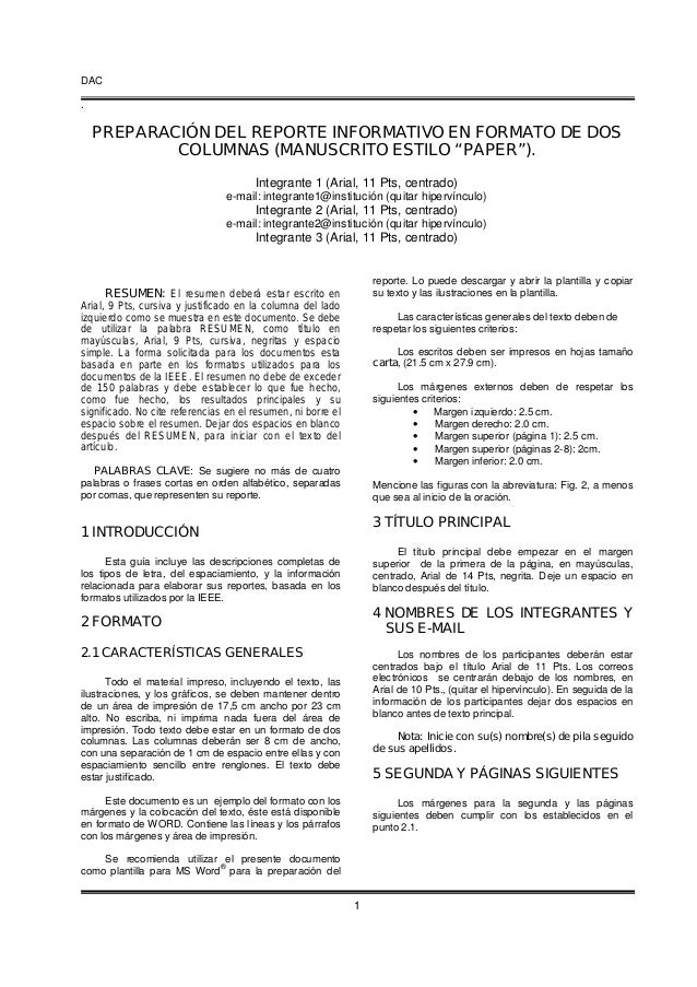 ieee paper template word 28 images ieee format