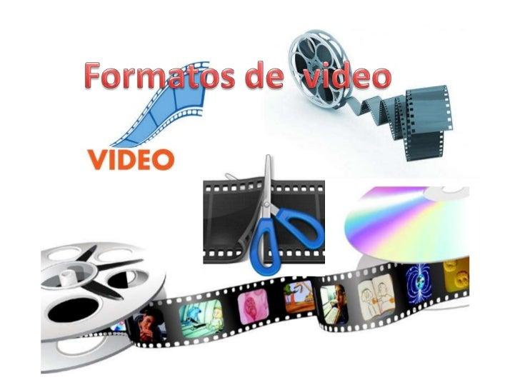 AVI es realmente un contenedor de video yde audio codificado que permite mostrar lasimágenes y sonidos codificados segúnpr...