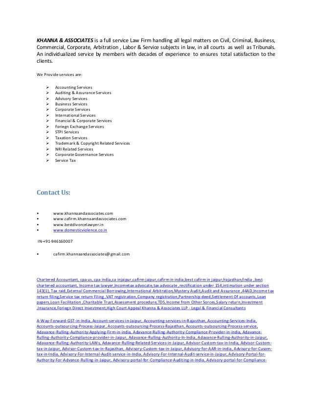 Format/Form of inc 8,9,10 & Dir-2 as per company act 2013-Khanna & As…