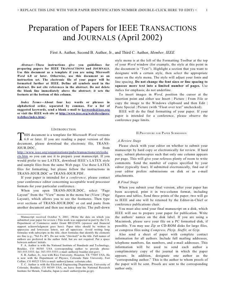 Ieee report latex template ieee journal latex template sharelatex ieee paper template ieee transactions latex biography channel katrca 19 feb pronofoot35fo Choice Image