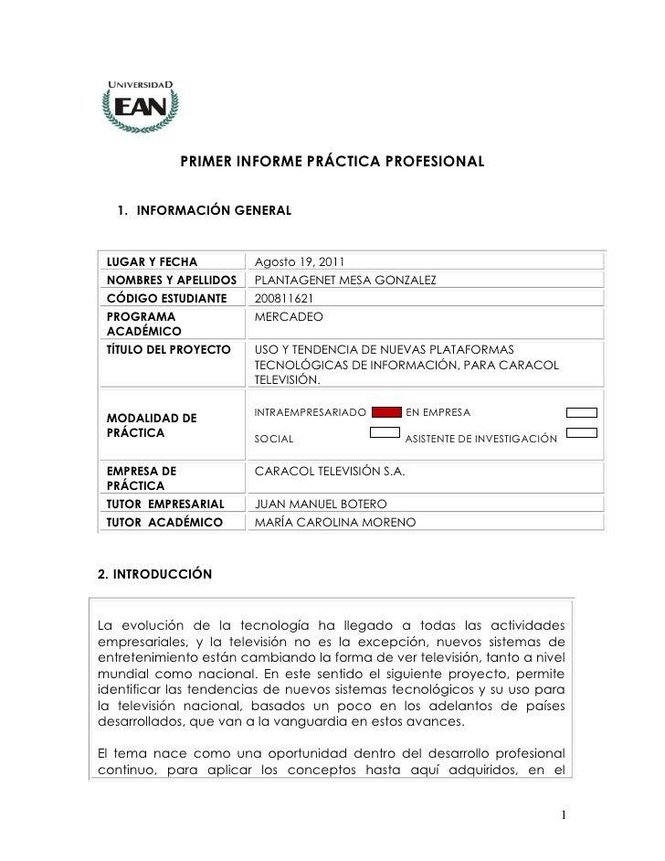 formato de informe academico - Pertamini.co