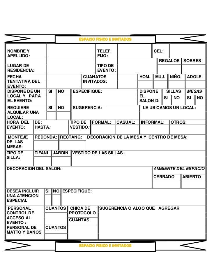 Planificacion y organizacion de eventos y banquete