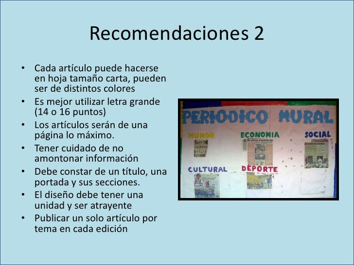 Formatos textuales cronica for Estructura de un periodico mural
