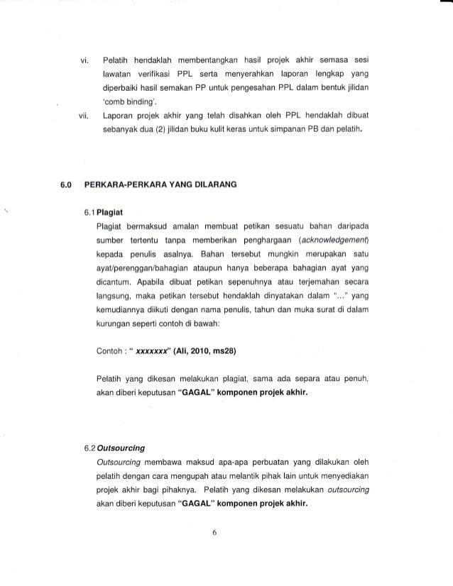 Format Penilaian Pta Penilaian Prpjek Akhir Dlm Dlkm Jan2015