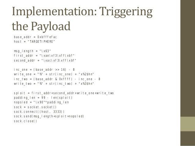 Format String Exploitation