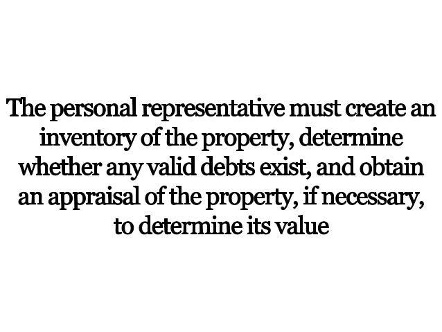 Guide to Personal Representative in California