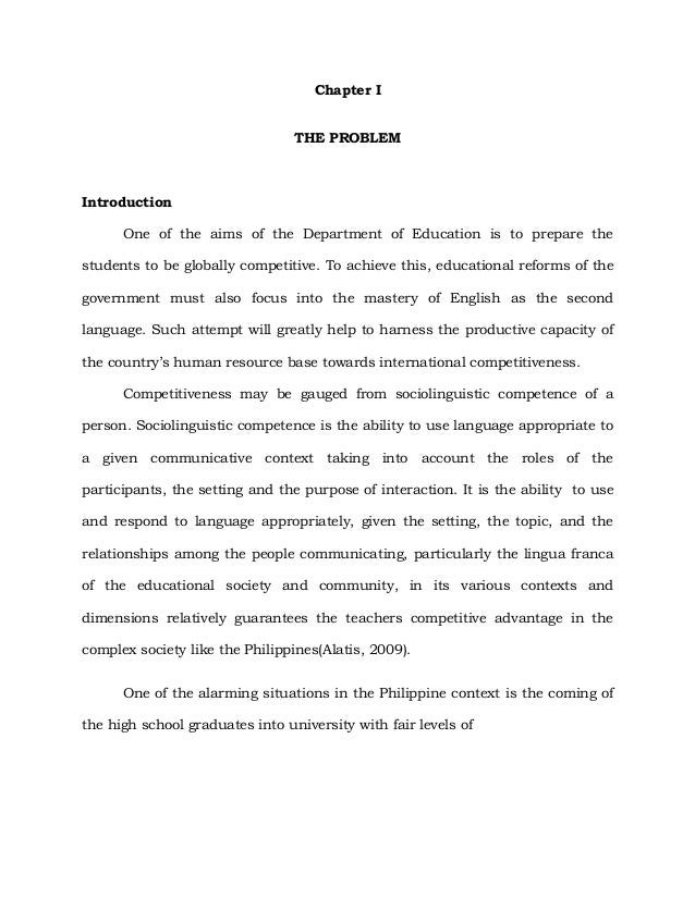 Dissertation on educational technology