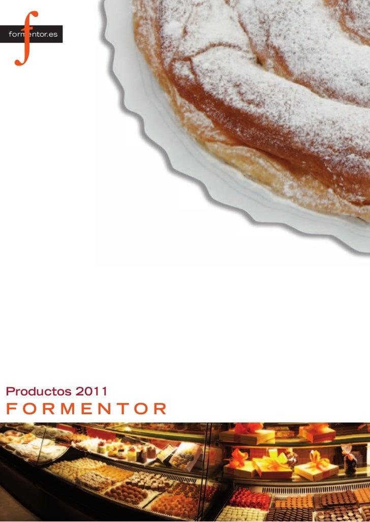 formentor.esProductos 2011FORMENTOR