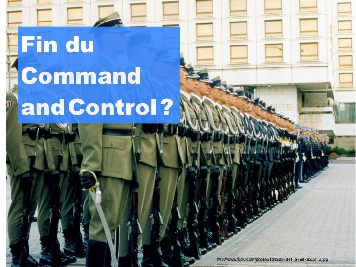 Fin duCommandand Control ?                http://www.flickr.com/photos/1042207841_a7e8782c2f_o.jpg