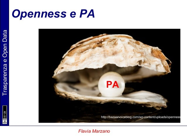 TrasparenzaeOpenData Flavia Marzano Openness e PA http://bazaarvoiceblog.com/wp-content/uploads/openness.jpg PA