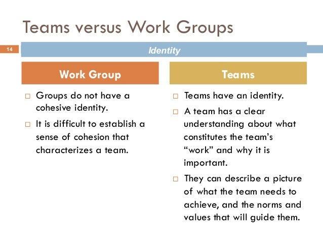 why teamwork is difficult to achieve Why is teamwork important well it's one thing to create a team, but quite another to create teamwork to put it simply, teams don't work without teamwork.