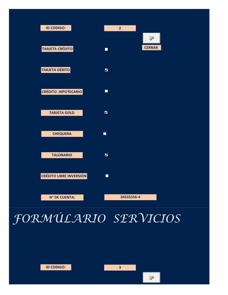 Formúlario servicios 1 Slide 2