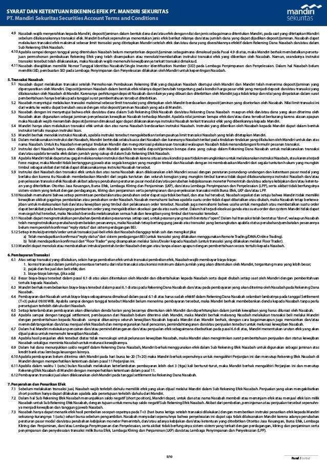 Contoh Form Pengkinian Data Lengkap Perorangan Persyaratan Untuk Men