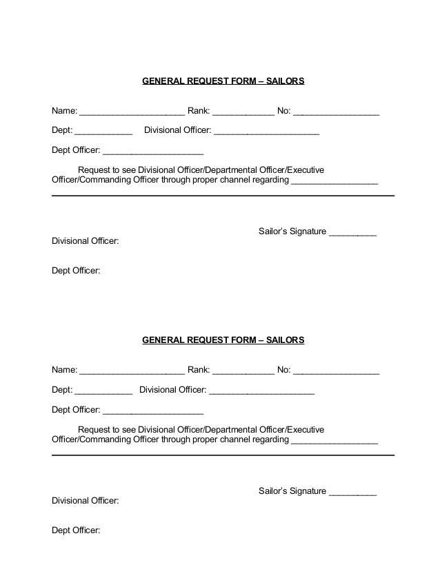 Best Request Off Forms Gallery  Best Resume Examples For Your Job