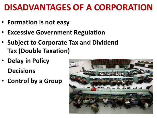 Forms of business organisations