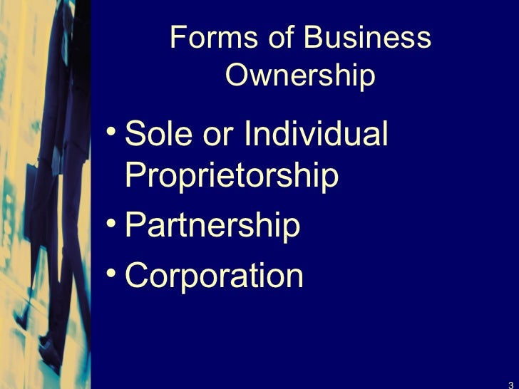 type of business purpose and ownership essay The purpose of the business is to serve its customers with the excellent quality of food that they provide it is a worldwide company and has over 33,000 stores in approx 118 different countries, and serves about 64 million daily.