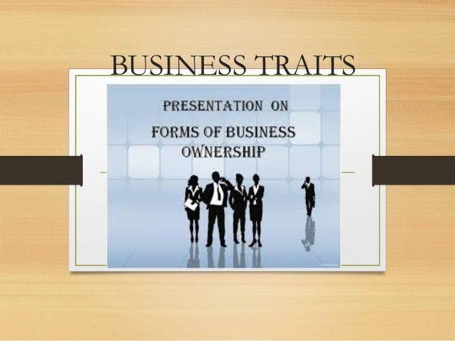 BUSINESS TRAITS