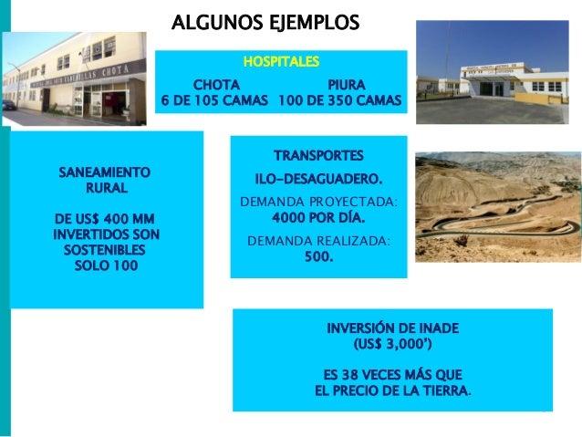 633c54ea50 ... INEFICIENCIA Y CORRUPCIÓN  5. 5 HOSPITALES CHOTA PIURA ...