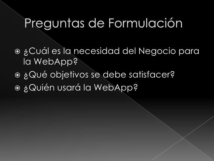 Formulación Y Planeación Slide 3