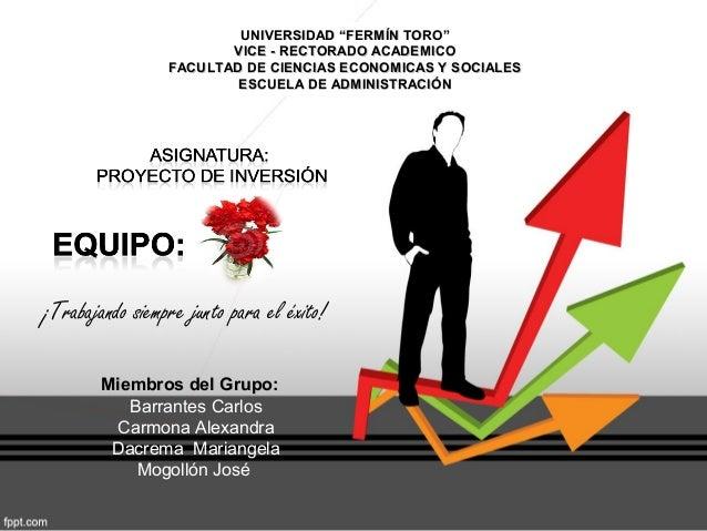 """UNIVERSIDAD """"FERMÍN TORO""""UNIVERSIDAD """"FERMÍN TORO"""" VICE - RECTORADO ACADEMICOVICE - RECTORADO ACADEMICO FACULTAD DE CIENCI..."""